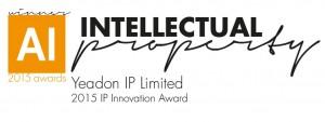 2015 IP Innovation Award Development Agreements